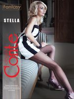 "Колготки женские фантазийные ""Conte. Stella"""