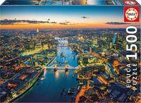 """Пазл """"Лондон с высоты птичьего полета"""" (1500 элементов)"""