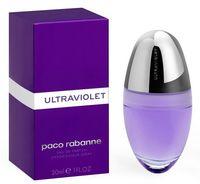 "Парфюмерная вода для женщин Paco Rabanne ""Ultraviolet"" (30 мл)"