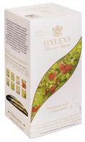 """Чай черный """"Hyleys. Гармония природы"""" (25 пакетиков; с малиной)"""