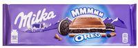 """Шоколад молочный """"Milka. Oreo"""" (300 г)"""