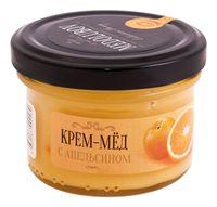 """Крем-мёд """"Medolubov. С апельсином"""" (100 г)"""