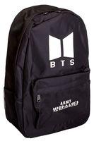 """Рюкзак """"BTS"""" (35 л; чёрный)"""