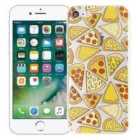 "Чехол для iPhone 7/8 ""Pizza"" (прозрачный)"