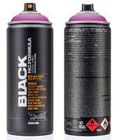 """Краска аэрозольная """"Black. Illusion"""" (розовая; 400 мл)"""