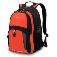 Рюкзак WENGER (22 литра, оранжевый/черный)