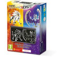 Игровая приставка New Nintendo 3DS XL Солгалео и Лунала. Ограниченное издание (РСТ)
