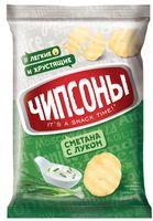 """Чипсы картофельные """"Чипсоны"""" (18 г; сметана и лук)"""