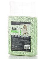 """Наполнитель для кошачьего туалета """"Tofu. Зеленый чай"""" (6 л)"""