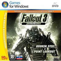 Fallout 3: Broken Steel + Point Lookout