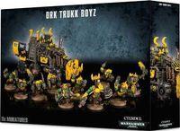 "Набор миниатюр ""Warhammer 40.000. Orks Trukk Boyz"" (50-30)"