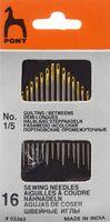 Иглы для ручного шитья (16 шт.; арт. 03363)