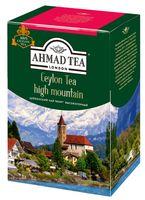 """Чай черный листовой """"Ahmad Tea. Высокогорный"""" (100 г)"""