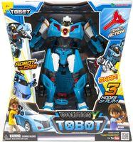 """Робот-трансформер """"Тобот. Эволюция Y"""""""