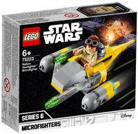 """LEGO Star Wars """"Микрофайтеры: Истребитель с планеты Набу"""""""