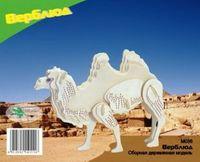 """Сборная деревянная модель """"Верблюд"""""""