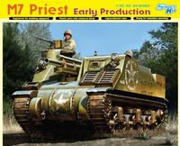 "САУ ""M7 Priest Early Production"" (масштаб: 1/35)"