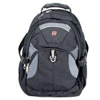 Рюкзак WENGER (26 литров, черный/серый)