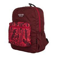 Рюкзак П2199 (15 л; бордово-красный)