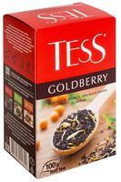 """Чай черный листовой """"Tess. Goldberry"""" (100 г)"""