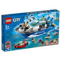 """LEGO City """"Катер полицейского патруля"""""""