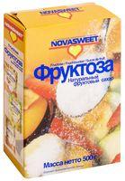 """Фруктоза """"Novasweet"""" (500 г)"""