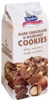 "Печенье ""С горьким шоколадом и фундуком"" (200 г)"