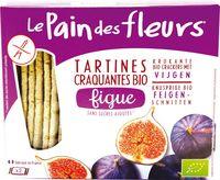 "Хлебцы рисовые ""Le Pain des Fleurs. С инжиром"" (150 г)"