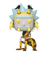 """Фигурка """"Rick and Morty. Wasp Rick"""" (арт. 44255)"""