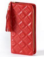 Портмоне женское (красное, 046-07-01-13)