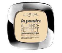 """Компактная пудра для лица """"Alliance Perfect"""" (тон: R1, светло-опаловый розовый)"""