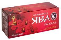 """Чай красный """"Принцесса Ява. Каркадэ"""" (25 пакетиков)"""