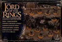 "Набор миниатюр ""LotR/The Hobbit. Moria Goblin Warriors"" (11-07)"