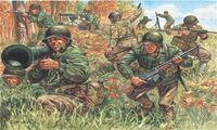 "Набор миниатюр ""Американская пехота WWII"" (масштаб: 1/72)"