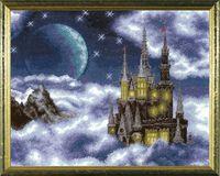 """Вышивка крестом """"Лунный замок"""""""