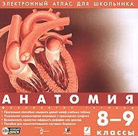 Анатомия. Физиология. Гигиена. 8-9 классы