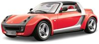 "Модель машины ""Bburago. Smart Roadster"" (масштаб: 1/24)"
