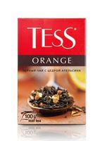 """Чай черный листовой """"Tess. Orange"""" (100 г)"""