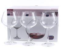 """Бокал для вина стеклянный """"Viola"""" (6 шт.; 570 мл; арт. 40729/570)"""