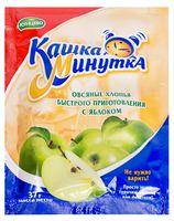 """Каша быстрого приготовления овсяная """"Кашка-минутка. С яблоком"""" (37 г)"""