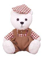 """Набор для шитья из плюша """"Медвежонок Берри"""""""