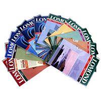 Фотобумага матовая односторонняя Lomond (25 листов, 120г/м2, формат А4)