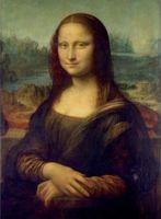 """Пазл """"Леонардо да Винчи. Мона Лиза"""" (1000 элементов)"""