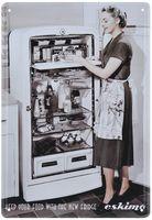"Постер ""Холодильник"" (арт. 37433)"
