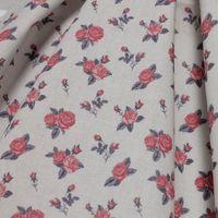 """Ткань """"Коллекция винтажные розы и кружево"""" №2"""