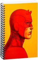 "Блокнот в клетку А5 ""Marvel"" (арт. 012)"