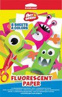 """Набор бумаги цветной """"Artberry"""" (В5; 8 листов; 4 цвета)"""