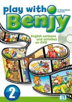 Play with Benjy 2 (+ DVD)