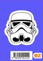 """Глянцевая наклейка """"Звёздные войны. Штурмовик"""" (арт. 114)"""