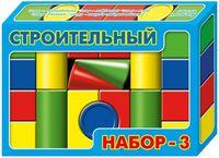 """Конструктор """"Строительный набор"""" (19 деталей)"""
